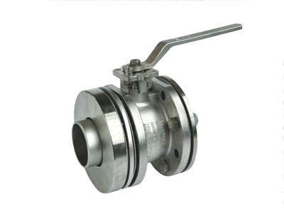 "3""Full Bore Ball Valve as Top Discharge"