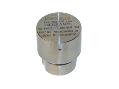 "1/2""Safety Relief Valve"