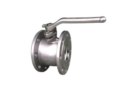 "3""Light Flanged Ball Valve GB"