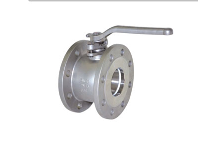 "3""Flanged Ball Valve GB"
