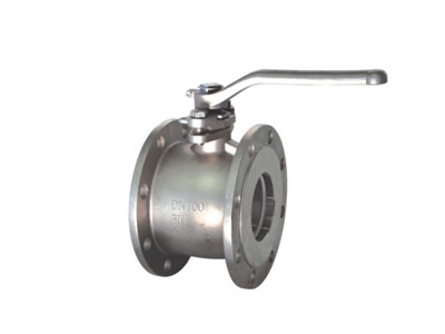 "4""Light Flanged Ball Valve GB"