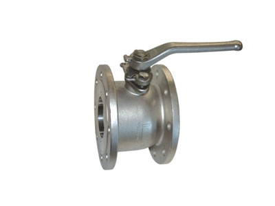 "4""Flanged Ball Valve GB"